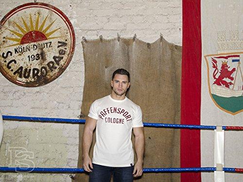Paffen Sport COLOGNE T-Shirt vintage weiß