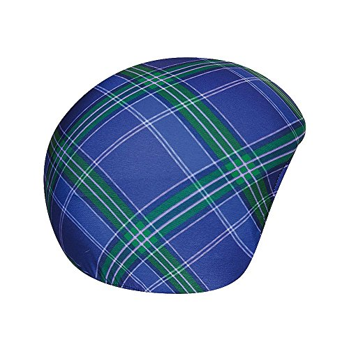Cool Casc - Funda universal casco - Escoces Azul