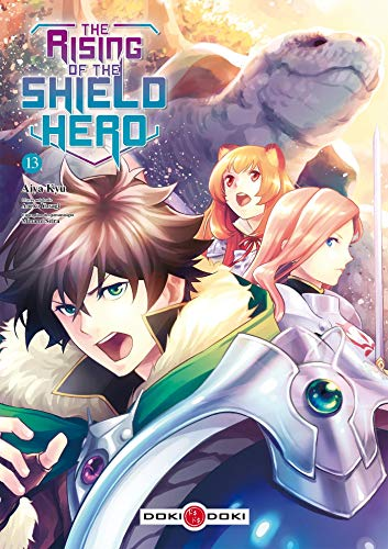 The Rising of the Shield Hero - Volume 13