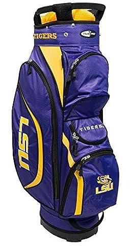 Team Golf LSU Tigers Clubhouse Cart Bag by Team Golf