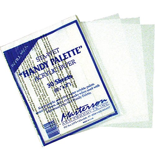 sta-wet-handy-palette-re-fill-acrylic-paper-30-sheets