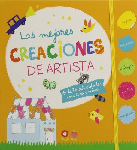 Las Mejores Creaciones De Artista (Libros juego)