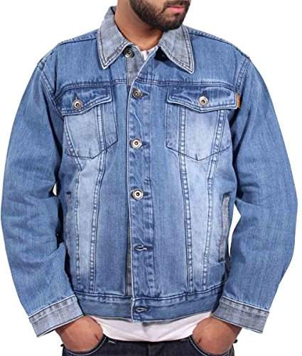 peviani-da-uomo-boys-denim-urban-star-stile-giacca-hip-g-hop-stone-wash-blue-small