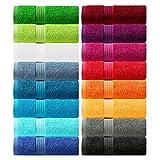 Diamond Terry Handdoek Serie Handdoek in 22 kleuren en 5 maten, handschoenen/gezichtsdoek/gastendoek/handdoek/badhanddoek in set