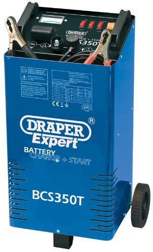 Draper 40180 Energiestation mit Rollen, Starthilfe- / Ladegerät, 12 V / 24 V, 300A - Best Price