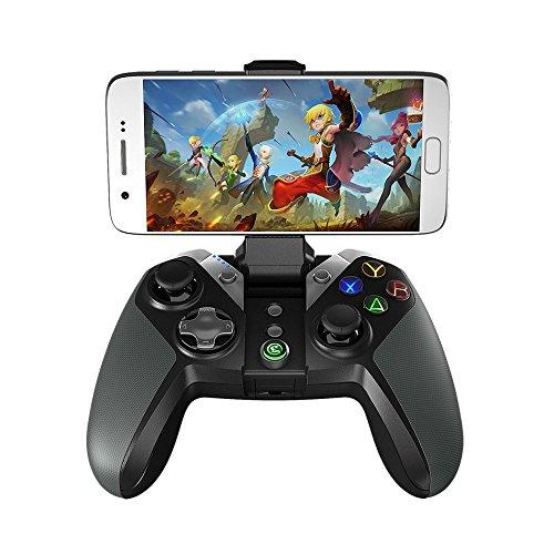 GameSir G4s – Gamepad Bluetooth, Wireless Controller Joystick di Gioco di 2.4GHz, Compatibile per Android Smartphone/Tablette, Windows PC, PS3, Smart-TV, Samsung VR ecc.