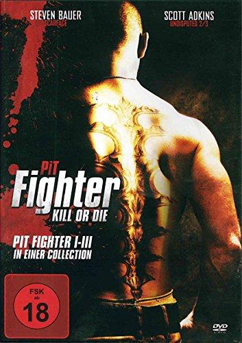 Bild von Pit Fighter 1-3 - Collection [Collector's Edition]