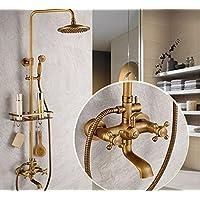 Amazonfr Antique Robinets De Douche Et De Baignoire - Robinetterie salle de bain retro