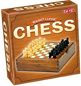 Tactic Games - Juego Completo de ajedrez, 2 Jugadores (Tactic 14024) Importado