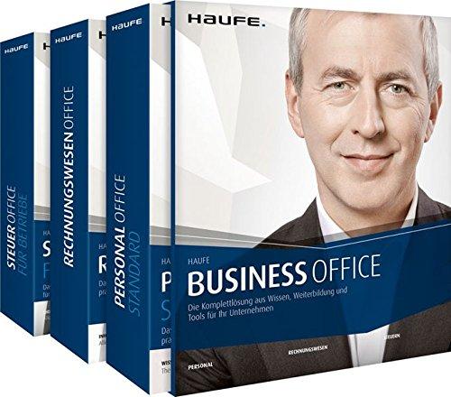 Haufe Business Office DVD: Ihre Basis-Fachdatenbank für Personal, Rechnungswesen und Steuern (Haufe Office Line) 2 Line-basis