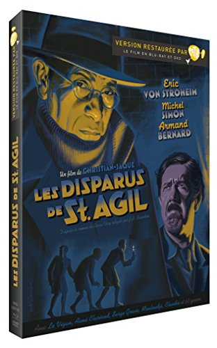 Les disparus de saint-agil [Blu-ray] [FR Import]