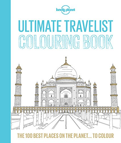 Ultimate Travelist Colouring Book 1 (Lonely Planet)
