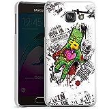 Samsung Galaxy A3 (2016) Housse Étui Protection Coque Tatouage Zombie Zombie