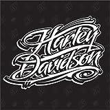 HARLEY DAVIDSON Inscription/Version 1