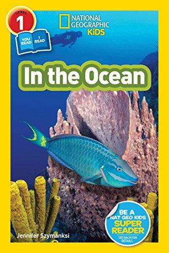 National Geographic Readers: In the Ocean (L1/Co-Reader) (National Geographic Kids Readers, Level 1) por Jennifer Szymanski