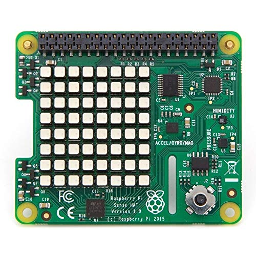 Raspberry Pi Sense HAT -