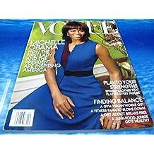 Michelle Obama cover - Vogue Magazine Usa (April 2013) 08449