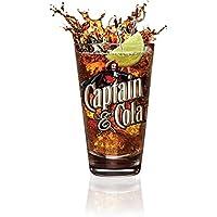 Captain Morgan Cola Verre 33 cl Verres Verres Long Drink