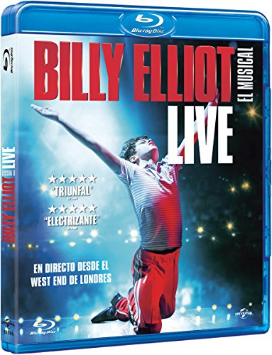 Billy Elliot: El Musical [Blu-ray] 51isD1LK6 L