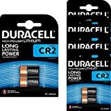 10 x Duracell High Power CR2 3V Lithium Photo Battery - DLCR2 - EL1CR2 - CR15H270