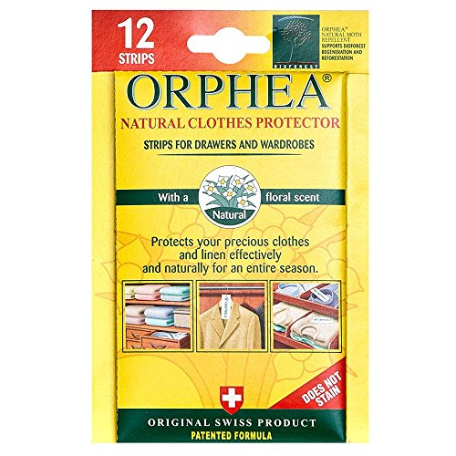 12-orphea-moth-repellent-strips-for-drawers-wardrobes-all-natural-floral-fragrance-from-caraselle