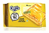 #2: GERY - GONE MAD Sugar Cheese Crackers, 110 Grams (Pack of 10)