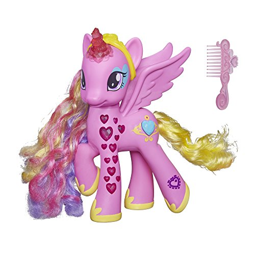#Hasbro My Little Pony B1370100 – Prinzessin Cadance, Puppe#