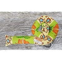 Bettschlange, Tiere Affe Löwe Giraffe, 150cm/200cm/250cm, Handmade, Baby Nestchen
