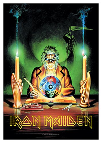 Poster Bandiera - Iron Maiden | 694