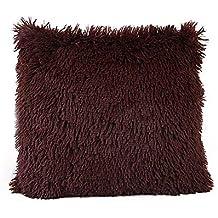 YWLINK 1PC Plaza Funda De Almohada Sofá Cintura Throw Cushion Cover DecoracióN para El Hogar Regalo