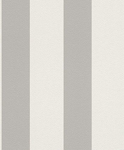 tessuto-non-tessuto-carta-da-parati-a-righe-a-righe-bianco-grigio-rasch-prego-700251