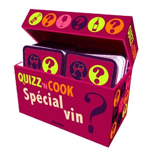 QUIZZ'NCOOK - Spécial Vin