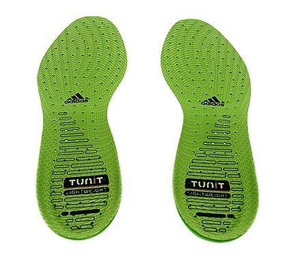 Adidas F50 Tunit Lightweight Insock Verde - Verde, Tessuto misto, 45 1/3 verde