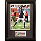 Encore Select 141-75 NFL Chicago Bears Deluxe Frame Jay Cutler Print, 11-Inch by 14-Inch