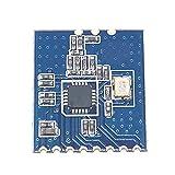 YuLinStyle 18 * 16mm 433M Wireless-Modul CC1101 433 MHz 868 MHz SPI-Schnittstelle SMD-Paket ? Wireless-Modul Elektronikmodul -