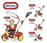 Little Tikes - 618277 - Vélo et Véhicule pour Enfants - 3 en1 Tricycle Evolutif - Garçon