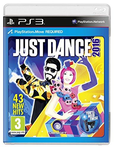 UBI Soft Just Dance 2016 (PS3)