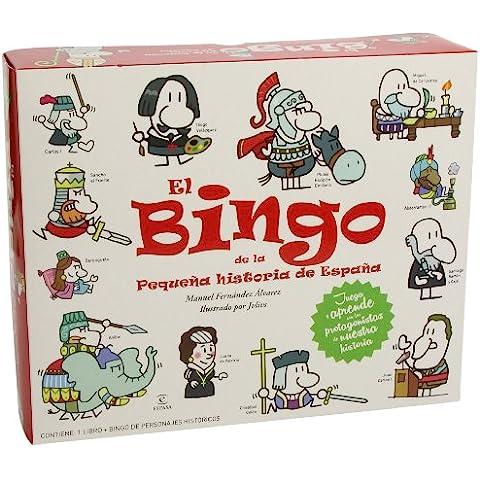 El Bingo De La Pequeña Historia De España (Referencia)