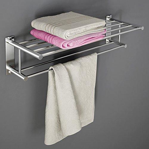 mensola da bagno porta asciugamano portasciugamani muro porta asciugamani per bagno in aluminio