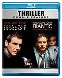 Frantic & Presumed Innocent [Blu-ray] [US Import]