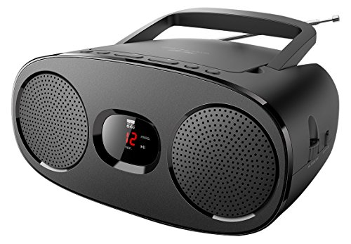 new-one-rd306-radio-portable-cd-noir