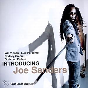 Joe Sanders En concierto