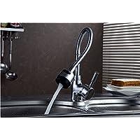 JinRou moderno/lusso contemporaneo lavello toccare oro universale rubinetto di cucina/toccare/rubinetto