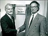 Fotomax Vintage Photo of Michael Pollard and Brian Howlett.