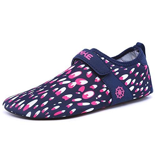 Paris Hill  Euph024,  Unisex Erwachsene Sneaker Low-Tops Violett