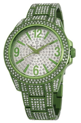 Hugo von Eyck Orologio al Quarzo Woman Extraordinary Verde 40 mm