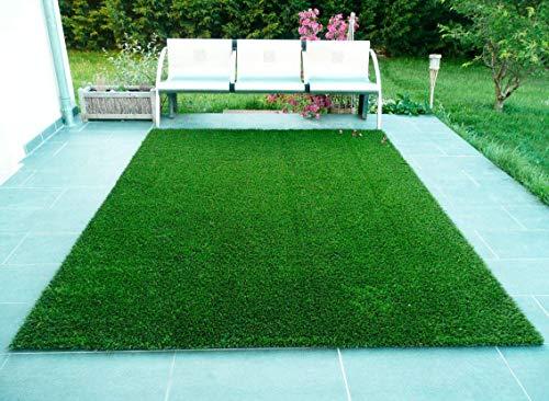 High Density Firm Artificial Grass Carpet 25mm by Weave Well