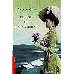 El peso de las sombras (Booket Logista) Finalista Premio Planeta 1994