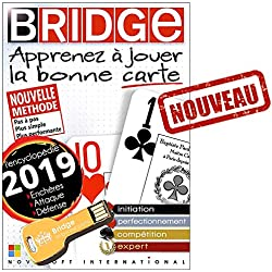 BRIDGE - Expert 2019 sur clé USB OR (Windows XP, 7, 8, 10)