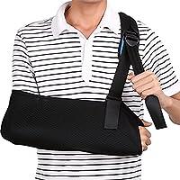 Fozela armschlinge schulter verstellbar, Atmungsaktiv & Leicht für Ruhigstellung und Stabilisierung des Arms im... preisvergleich bei billige-tabletten.eu